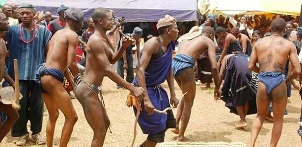 Gbagyi Dancers
